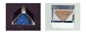 Prism diptych